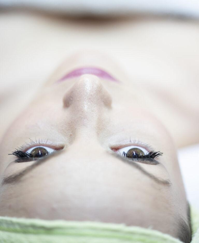 μεσοθεραπεία ματιών -Eye cell Treatment