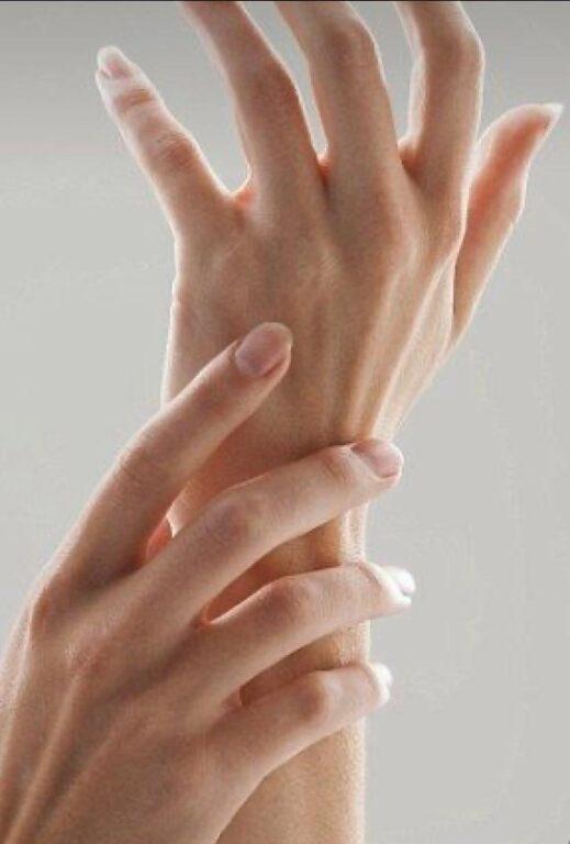 θεραπείες χεριών